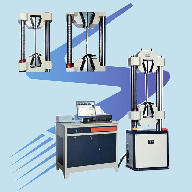 钢绞线拉力试验机