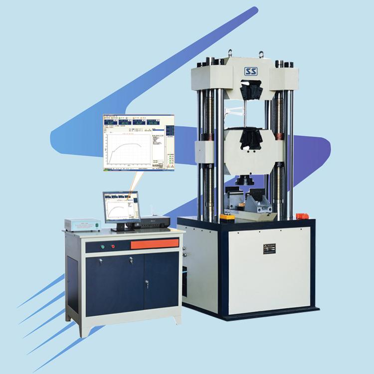 试验机出现故障的处理措施及调试方式