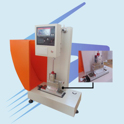 臂梁冲击试验机的试验方法及简单维护方法