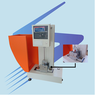 悬臂梁冲击试验机的产品结构与该设备的试验方法相关介绍
