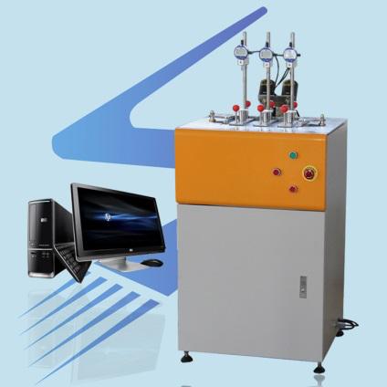 橡胶拉力试验机的力值校正方法
