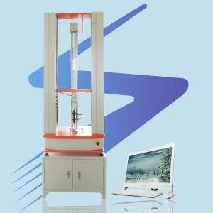 电子拉伸试验机的构造以及操作时注意的细节?