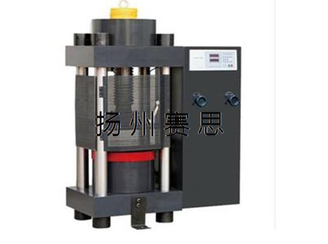 如何维护电液伺服液压万能试验机