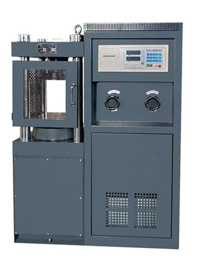 关于万能材料试验机的详细使用介绍