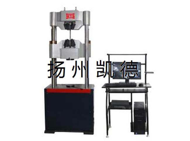 电子万能拉力机对于夹具材料的要求