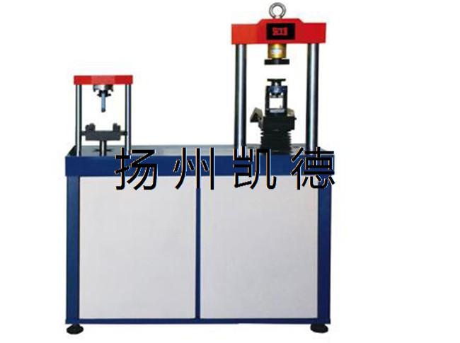橡胶拉力试验机对力值和标距的测量要求