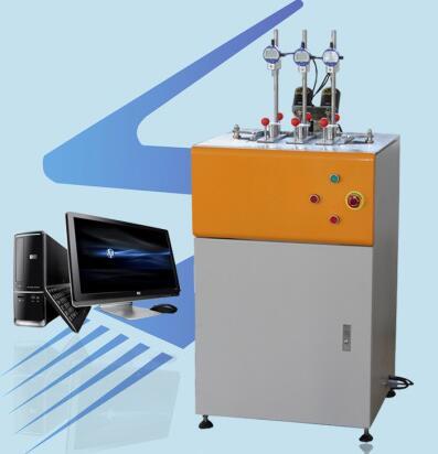 电子拉力试验机操作面板上保护键有什么作用